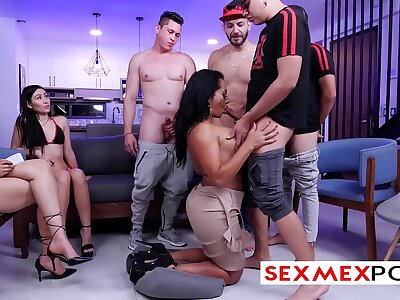 sexmexporn.com sexmex fact tv quarantine nearly Gali Premiere danseuse