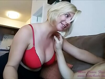 Milf Makes a Carnal knowledge On stop at pt.2 - Old woman Comes Prime