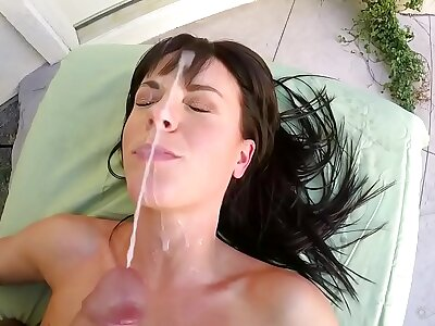 Cumshot TV Big Facials #7 2020/08
